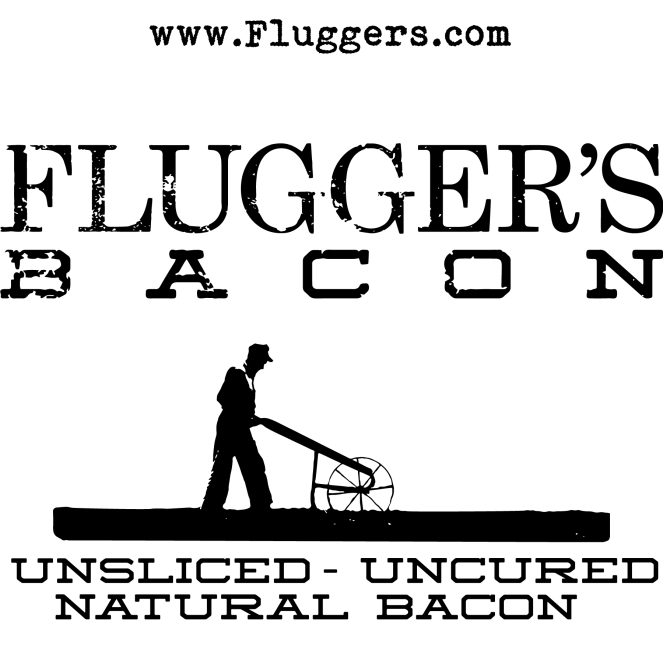 Black Pepper Bacon Thick Sliced - Smoked Uncured 12 oz SALE!