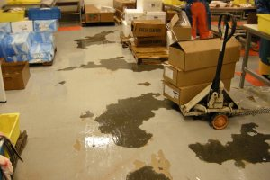 Seafood Processing Plant Needs A New Floor