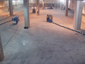 New Grocery Store, New Flooring Solution