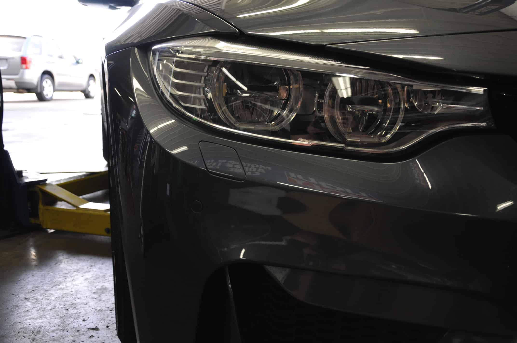 BMW M4 ESS E Tronic Tuner Install Luxury European Service