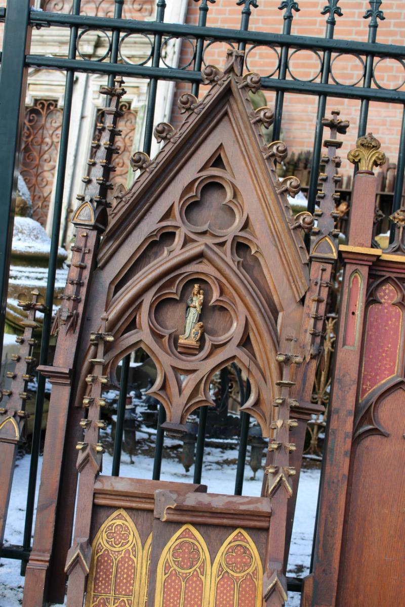Gothic Architectural Elements Architectural Antiques