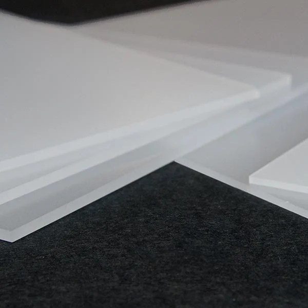 Quality Acrylic Light Panels For Fluorescent Or LED Lighting