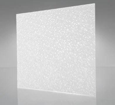 white cracked ice