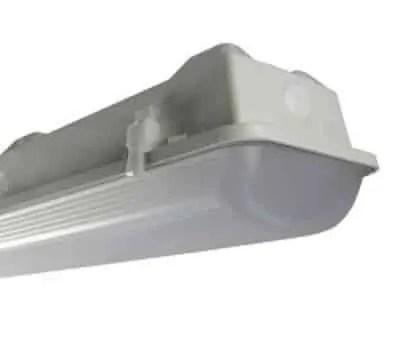 vapor tight light cover fixture from fluorolite plastics replacement brands
