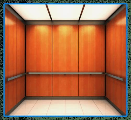 elevator fluorescent light covers ceiling lights, damages lights broken lights