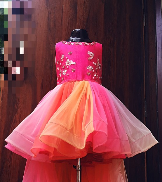couture dresses for kids bangalore