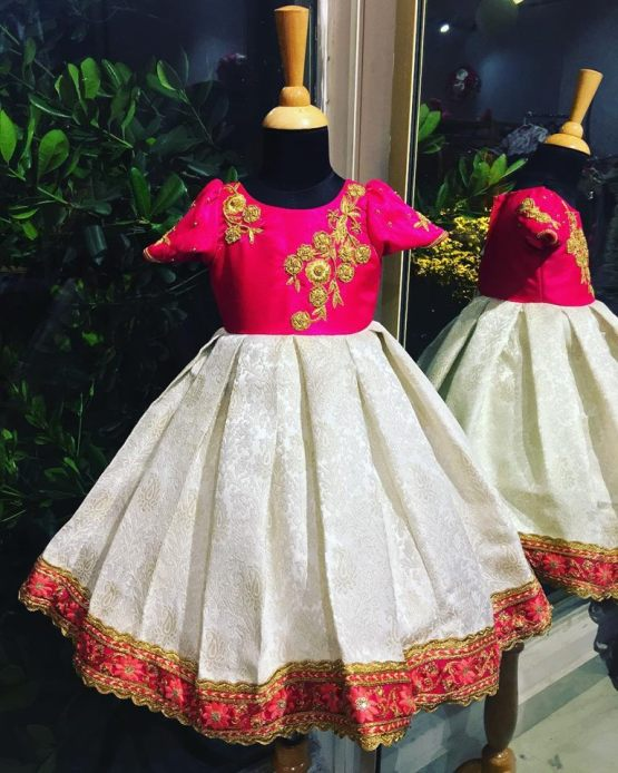 Indian traditional wear for kids