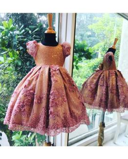 Cosmic Dust Girls Dresses