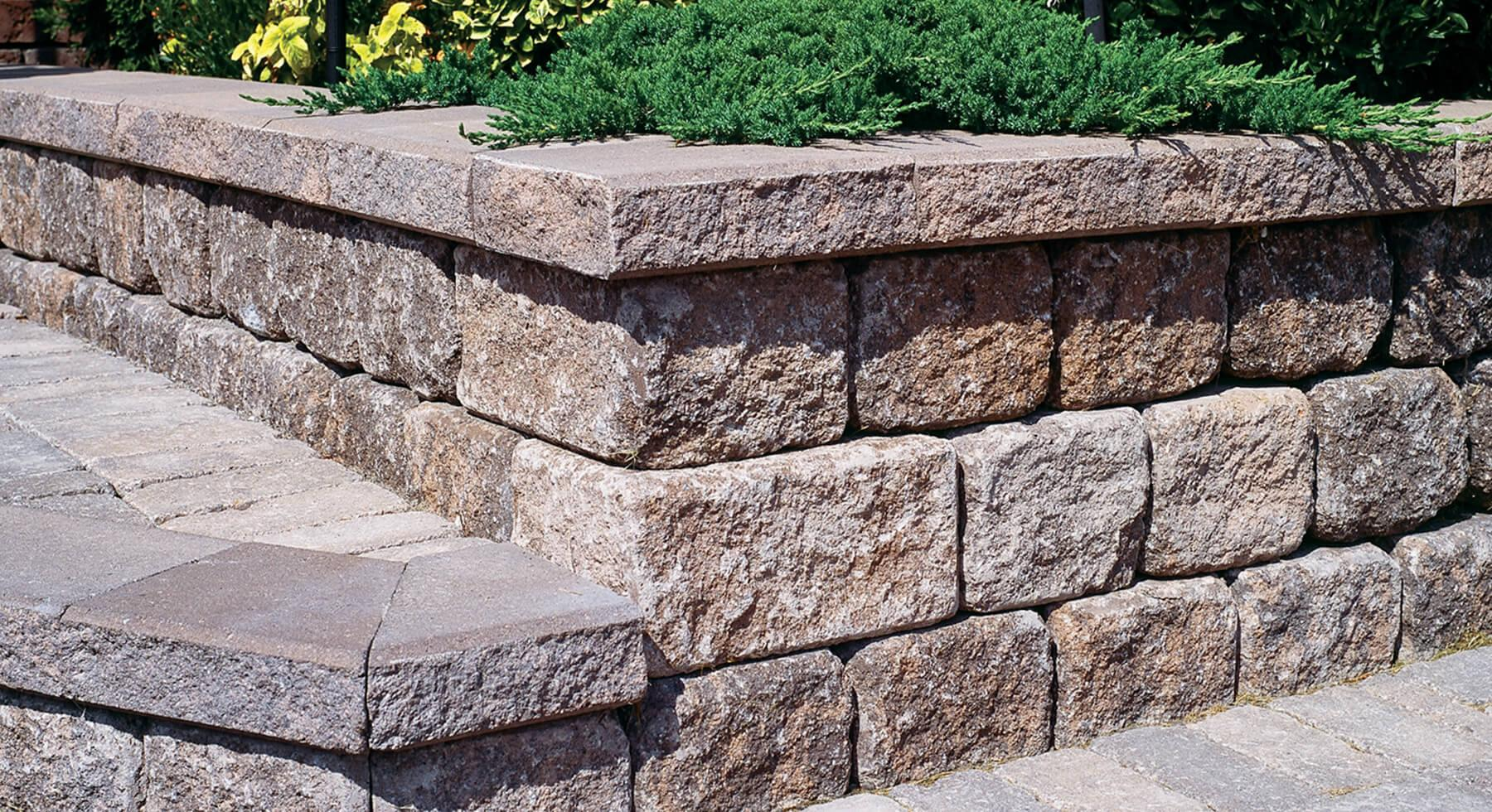 The Better Cinder Block Retaining Wall — Home Inspirations on Backyard Cinder Block Wall Ideas id=35472