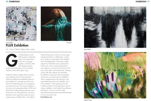 Inside Artists Magazine