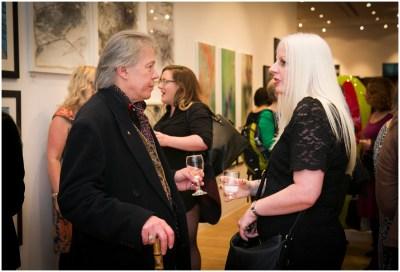 FLUX  Exhibition @ Royal Art College - Kensington Gore