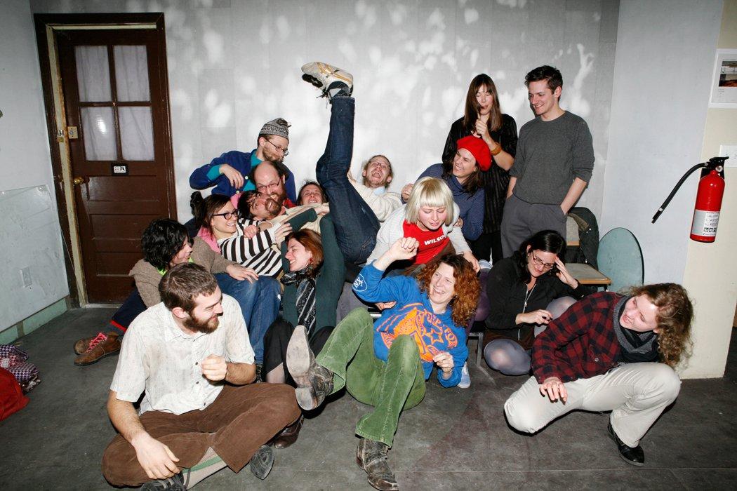 Flux Factory Is Seeking New Artists-in-residence!