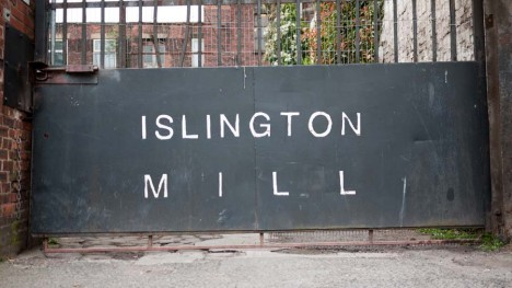 Fluxington Mill