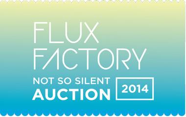 Flux Factory's 2014 Benefit