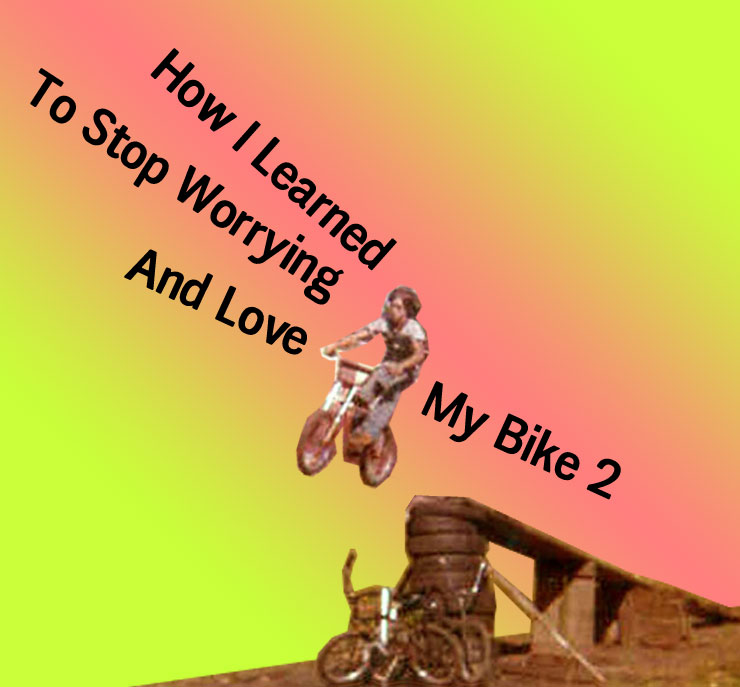 How I Learned To Stop Worrying & Love My Bike, 2