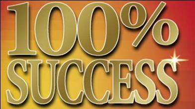 100 Success Colour Logo