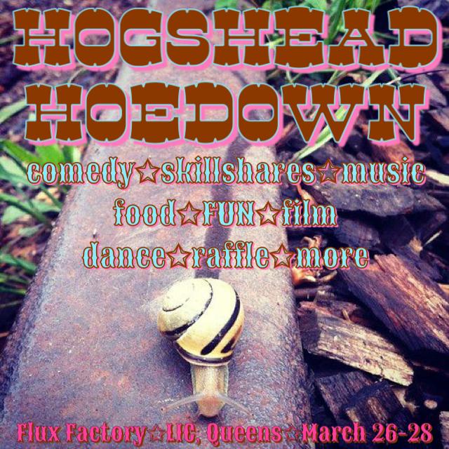 Hogshead Hoedown