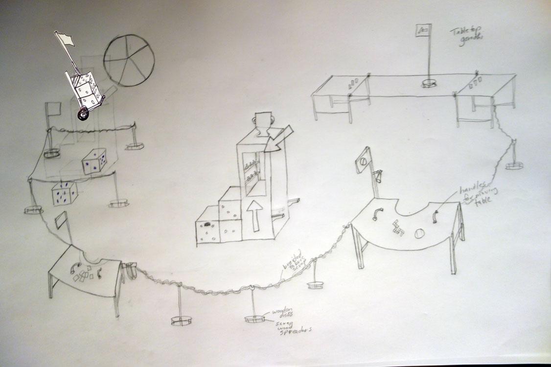 Flux Factory's Perpetual Pinata Parlour