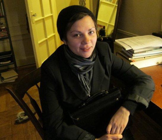 Oksana Mironova