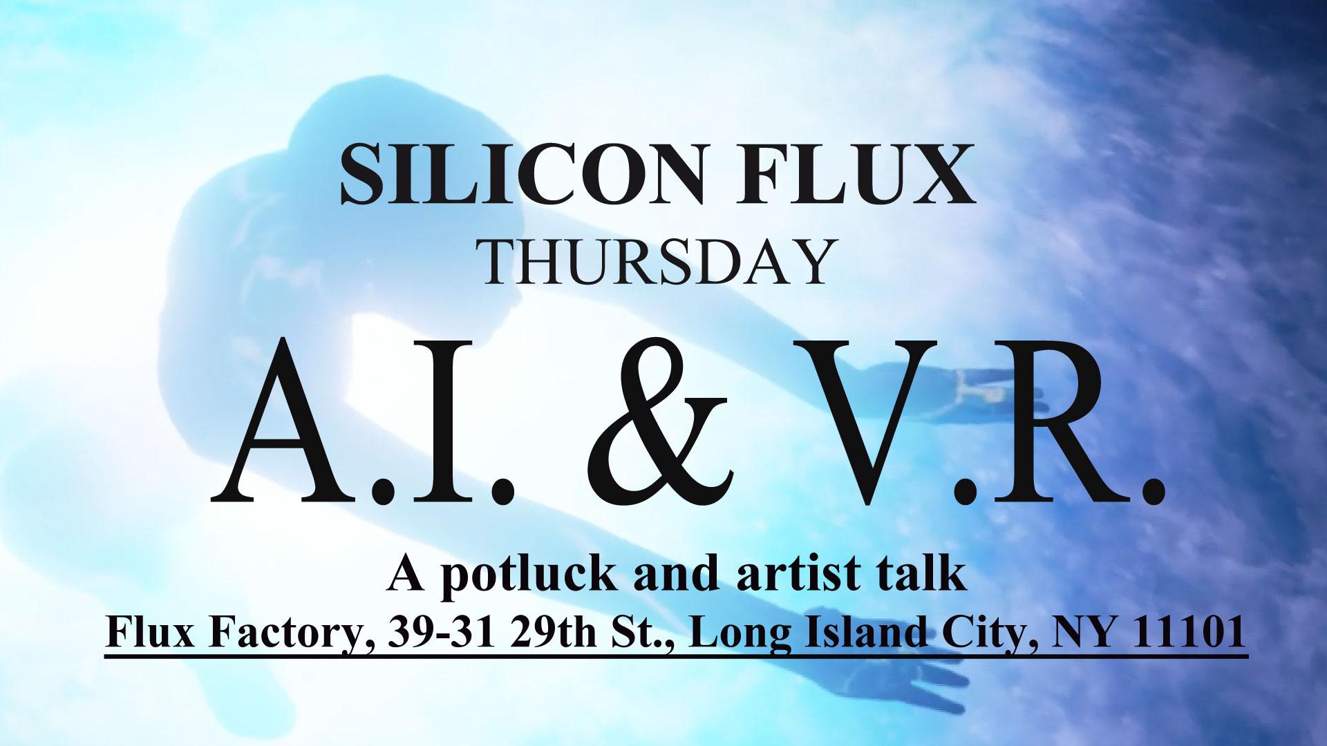 Flux Thursday : Silicon Flux