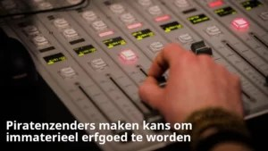 FluxFM etherpiraten erfgoed radio veronica zeezenders