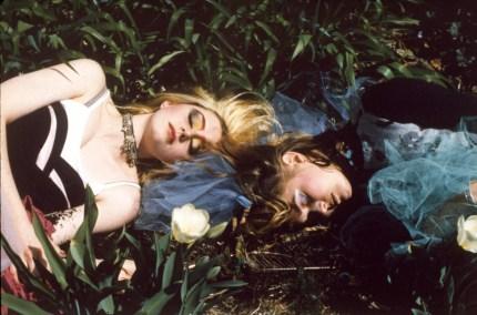 """Melanie & Pam"", 1986, Richmond, Va, C–print"