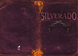 """Silverado"", 2005, DVD Special Edition booklet, with KustomCreative.com"