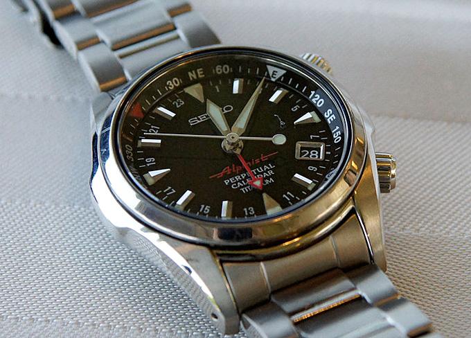 Luxury watches making headlines