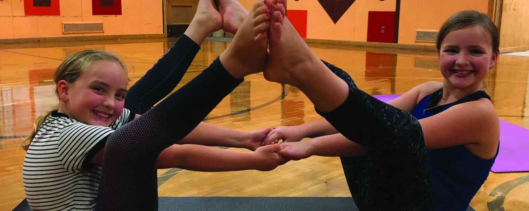 Flux Power Yoga