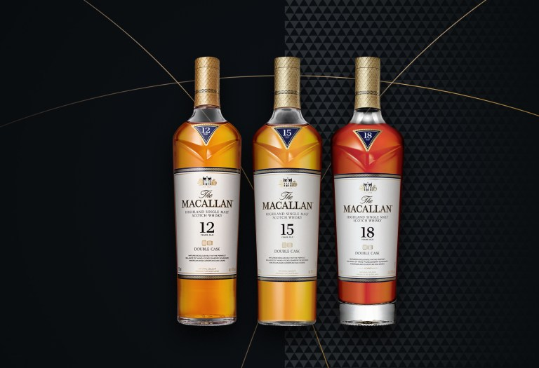Whisky The Macallan Double Cask