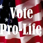 Vote ProLife Tuesday, November 8!