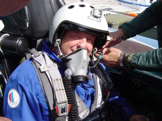 Fly fighter jet > Suborbital flight training in Mig 29 | Fly