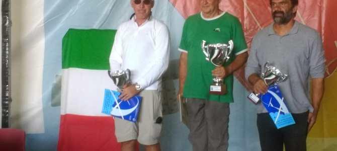 Doppietta per Pietro Filippini al Campionato italiano di acrobazia aerea in aliante