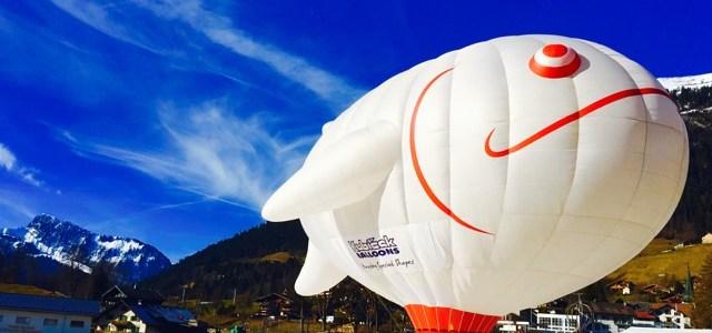 """Festa dell'Aria 2018: 16 mongolfiere e una special shape a forma di pesce volante parteciperanno al """"Trofeo aerostatico internazionale città di Capannori"""""""