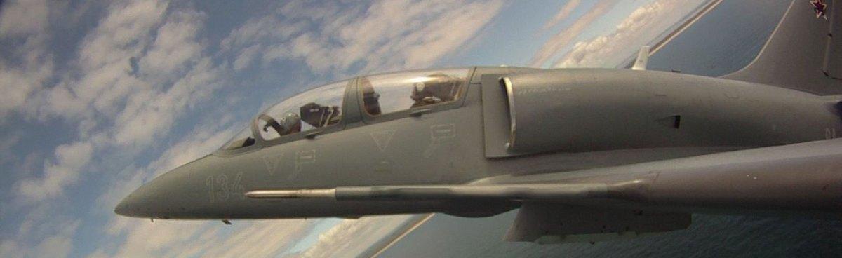 fly l39 albatros