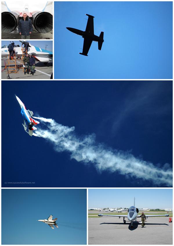 fly jet fighter