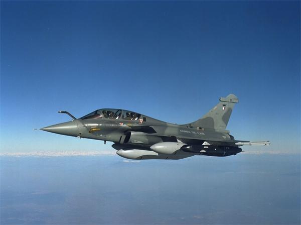 Rafale fighter plane
