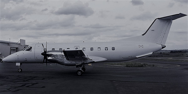 Embraer 120 Sideview