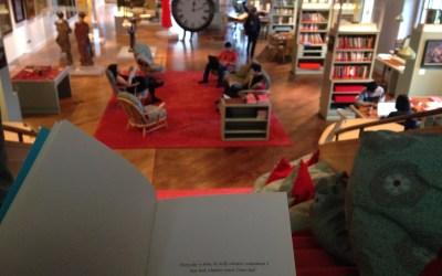 El placer de leer en Londres