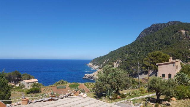 Cala Banyalbufar en Mallorca