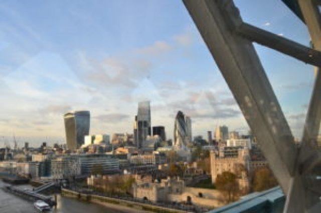Skyline de Londres © Propiedad de Fly and Grow