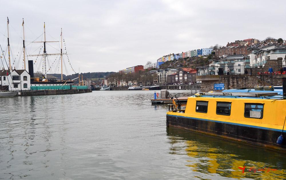 que ver en el puerto de Bristol