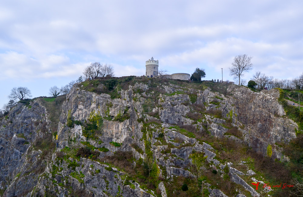 observatorio de Clifton, en Bristol