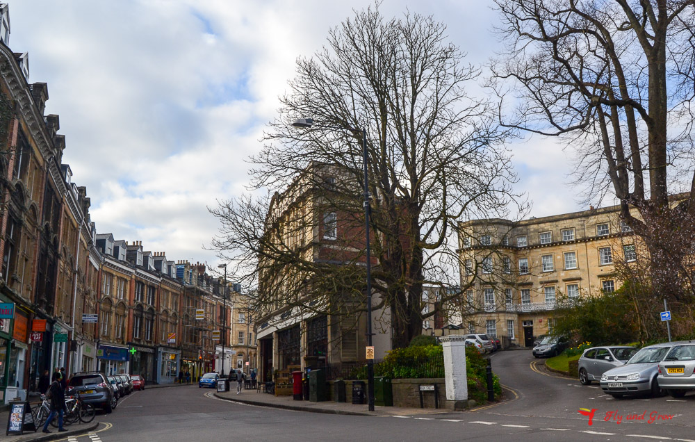 curiosidades de Clifton Village, Bristol