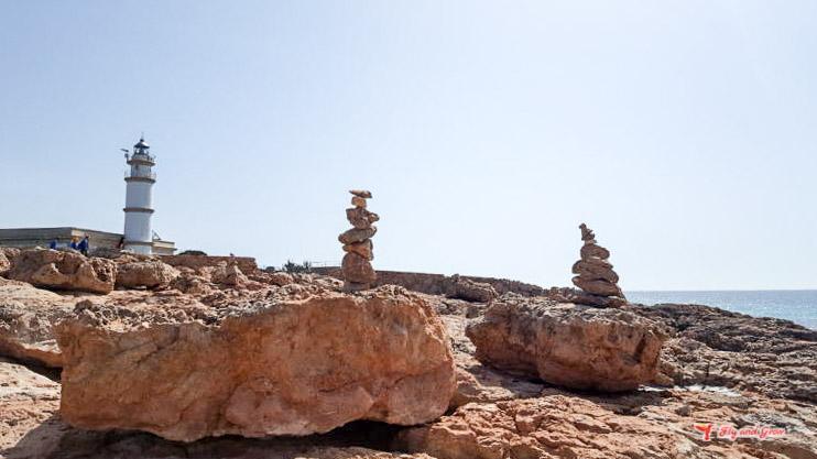 playa es caragol como llegar Mallorca