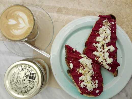 Desayuno Café Riu Tort Palma