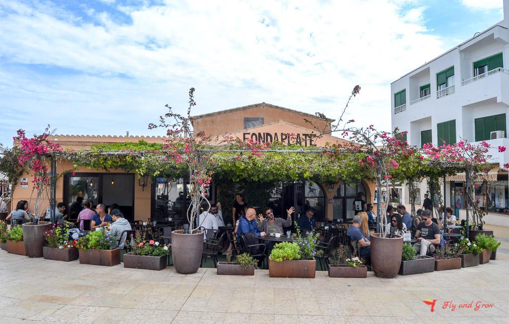 Fonda Plate, San Francisco