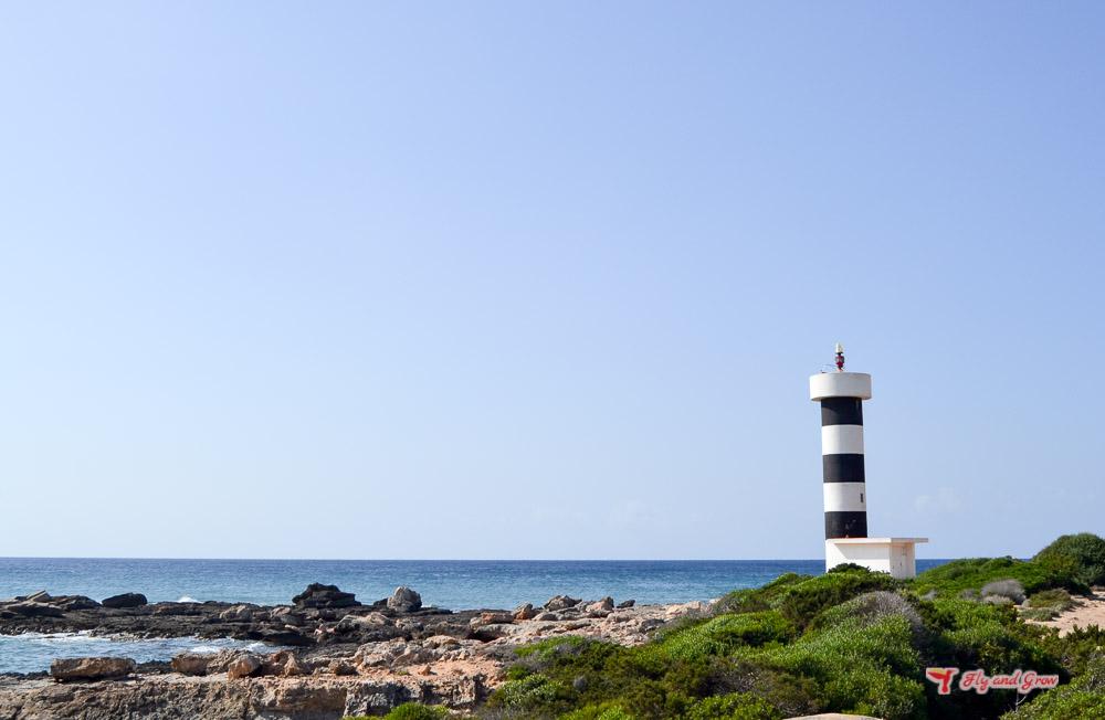 Faro de s'Estanyol