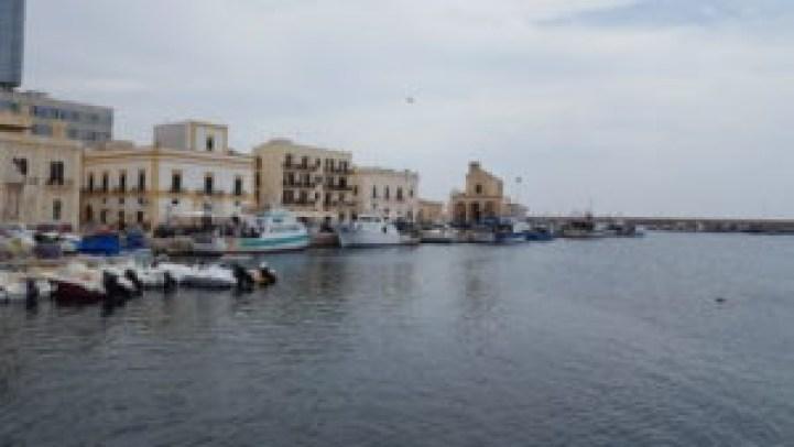Puerto viejo de Gallipolli