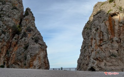 Sa Calobra: la cala tras la carretera más icónica de Mallorca